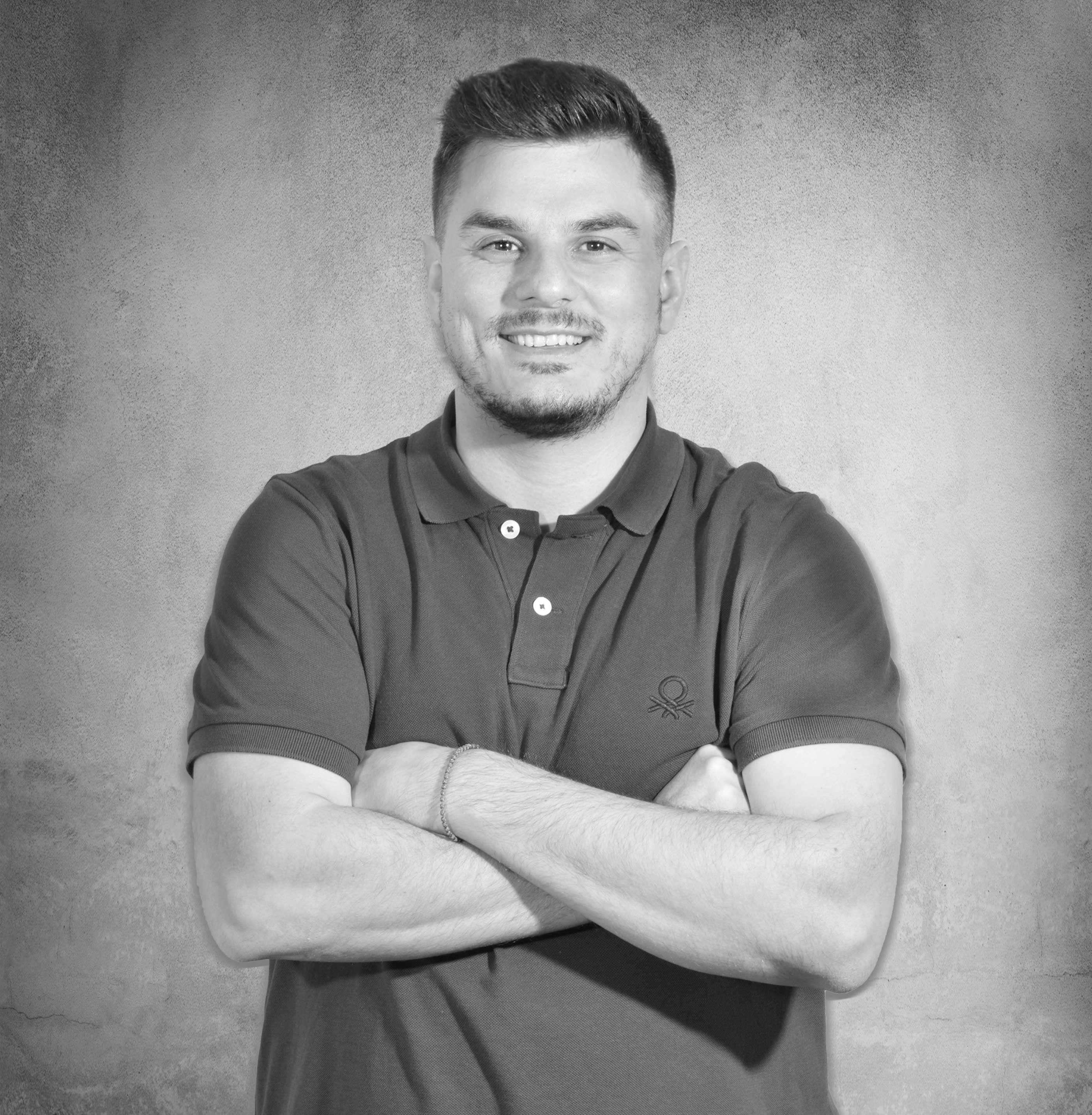 Δημήτριος Νικολαΐδης Founder-Project Manager